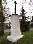 Hostín - křížek v severní části vsi (1).JPG