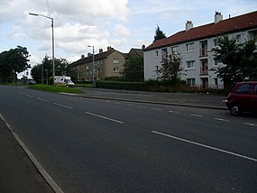 Housing just off Bartiebeith Road - geograph.org.uk - 924516.jpg