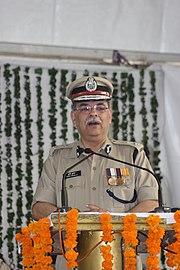 Hrishikesh Shukla DGP MP Police 04.jpg