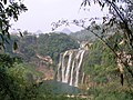 HuangGouShu Waterfall - panoramio.jpg