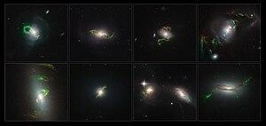 Photoionization - Image: Hubble green filaments 20150402
