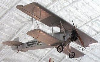 Huff-Daland Aero Corporation - Image: Huff Daland Duster SUH