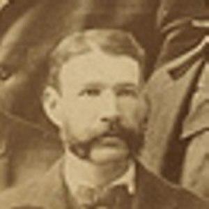 Hugh Daily - Hugh Daily in 1882