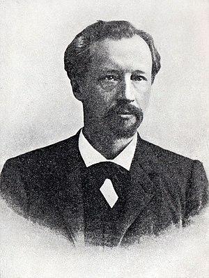 Hugo de Vries - Hugo de Vries in the 1890s