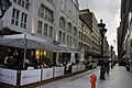 Hungary, Budapest, Downtown- Deák Ferenc street 05.jpg