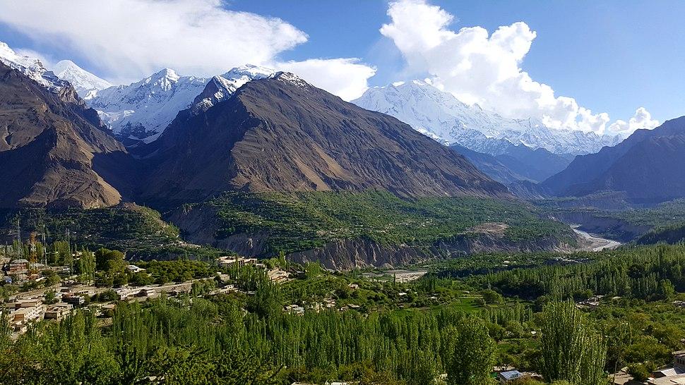 Hunza Valley Karimabad