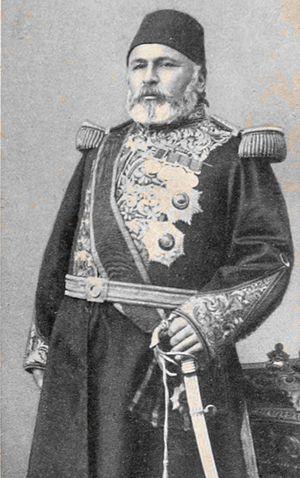 Hüseyin Avni Pasha - Image: Huseyin Avni Pasha photo