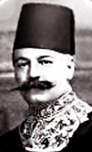 Hussein Roshdy Pasha - Hussein Roshdy Pasha