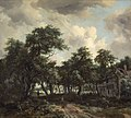 Hut among Trees-1664-Meindert Hobbema.jpg