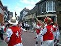"""Hythe Festival - """"East Kent Morris Men"""" - geograph.org.uk - 2292357.jpg"""