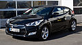 Hyundai Veloster 1.6 GDI Style – Frontansicht, 25. März 2012, Hilden.jpg