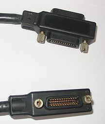 Connectors apilats IEEE-488