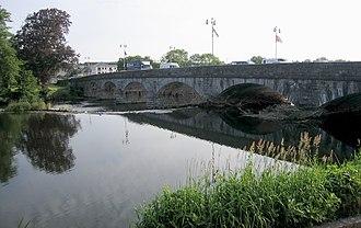 Munster Blackwater - River Blackwater at Fermoy