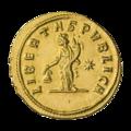 INC-1821-r Ауреус Юлиан I ок. 284-285 гг. (реверс).png