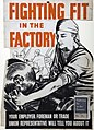 INF3-160 Fighting Fit in the Factory Artist A R Thomson.jpg