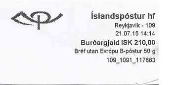 Iceland stamp type PO1B.jpeg