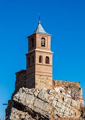 Church of Our Lady of La Junquera, Luesma, Zaragoza, Spain