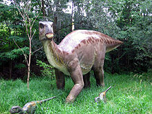 Iguanodon - Wikipedia, the free encyclopedia