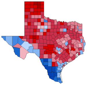 United States Senate election in Texas, 2002 - Image: Img.TX sen 2002