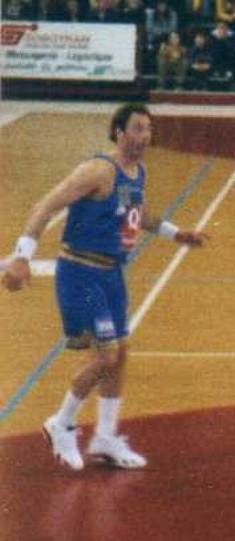 Hervé Dubuisson - Hervé Dubuisson in 1999