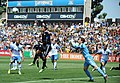 Impact Montréal at San Jose Earthquakes 2013-05-04.jpg