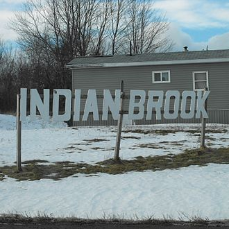 Sipekneꞌkatik First Nation - Indian Brook 14, Nova Scotia, Nova Scotia
