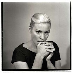 Ingrid Thulin the magician
