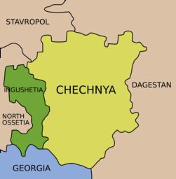 Ingushetia chechnya en map.png