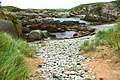 Inishfree Bay - Tidal pools near Mullaghderg Beach - geograph.org.uk - 1172891.jpg