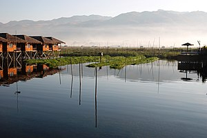 Inle Lake Burma Resort 1