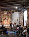Inside El Santuario de Chimayo.JPG