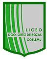 Insignia Liceo Domingo Ortiz de Rozas Coelemu.jpg