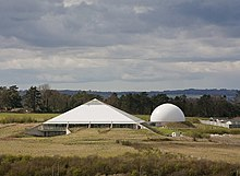 Intech Science Centre and Planetarium, Winchester - geograph.org.uk - 760843.jpg