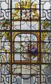 Interieur, pandhof, glas-in-loodraam- titel- Albertus (Albertus van Sicilië) - Boxmeer - 20365305 - RCE.jpg