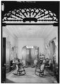 Interior,general view of parlor - Casa Carlos Armstrong, 9 Plaza Munoz Rivera, Ponce, Ponce Municipio, PR HABS PR,6-PONCE,2-12.tif