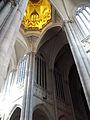 Interior de la Catedral de La Plata IV - Torre del medio.JPG