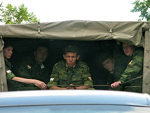 Internal Troops - Internal Troops of Russia in 2012