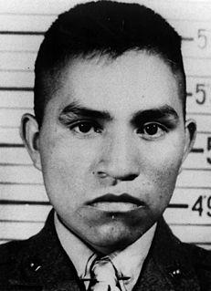 Ira Hayes Native American United States Marine