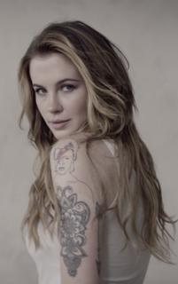 Ireland Baldwin American fashion model and actress