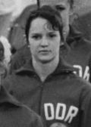 Irene Abel - Irene Abel in 1972