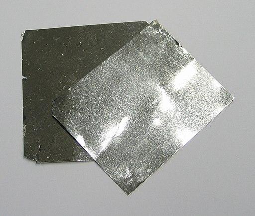 Iridium foil