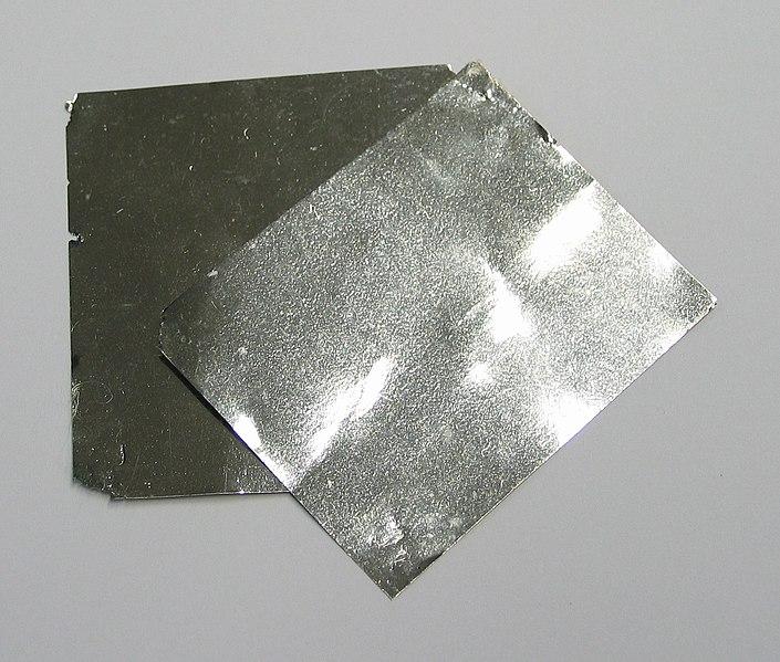 Αρχείο:Iridium foil.jpg