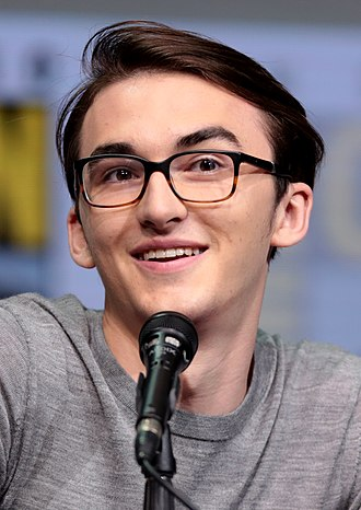 Bran Stark - Isaac Hempstead Wright plays the role of Bran Stark in the television series