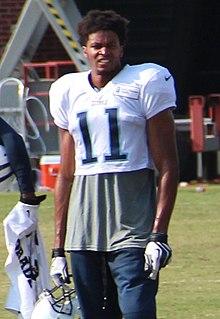 Williams College Football >> Isaiah Williams - Wikipedia