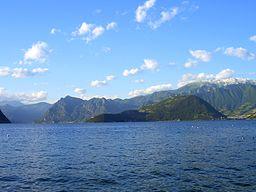 Iseosee - Monte Isola