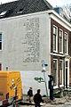 J.H. Krchovský,-Na samém konci, Helemaal aan het eind..., Ververstraat 10, Leiden.jpg