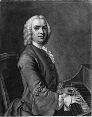 John Stanley (composer) - John Stanley