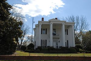 National Register of Historic Places listings in Sumter County, South Carolina - Image: J. Clinton Brogdon House front