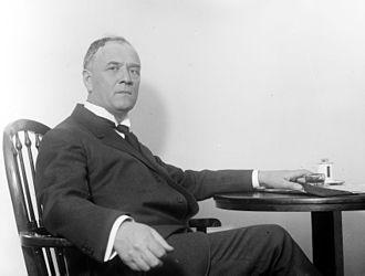 Oklahoma Democratic Party - Image: JBA Robertson 1920