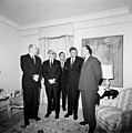 JFK and Frondizi at the Carlyle Hotel, New York City 01.jpg